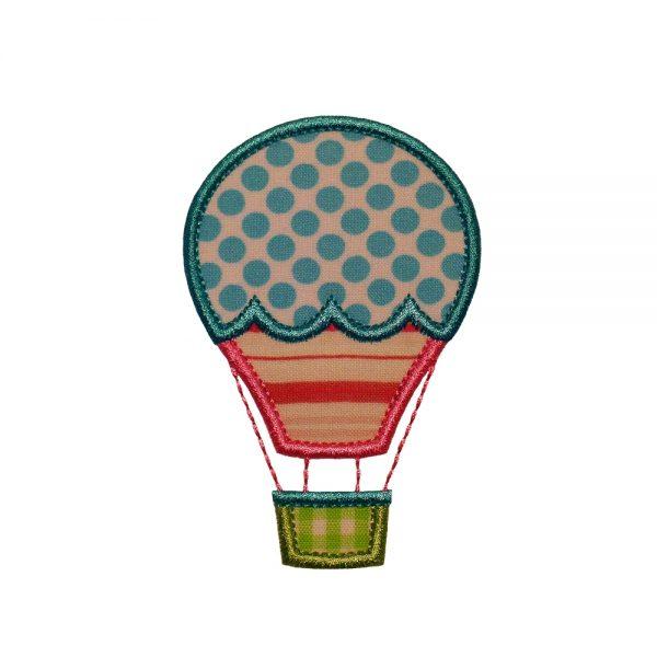 Antique Hot Air Balloon-0