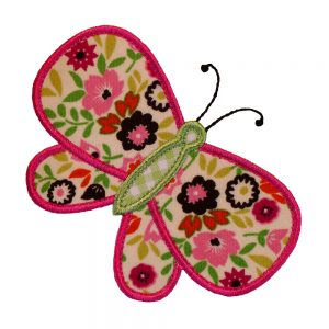 Blissful Butterfly by Big Dreams Embroidery