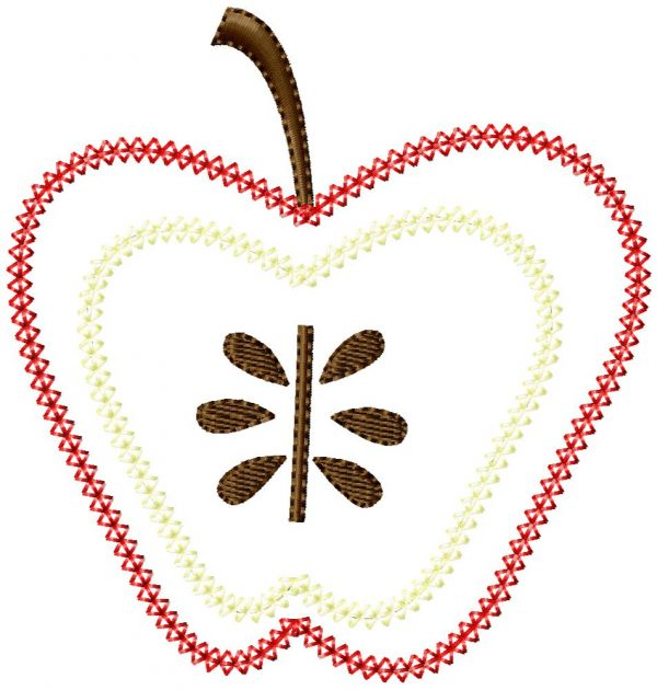 Botanical Apples-976