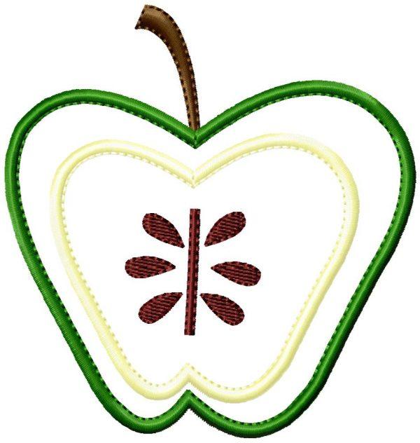 Botanical Apples-978