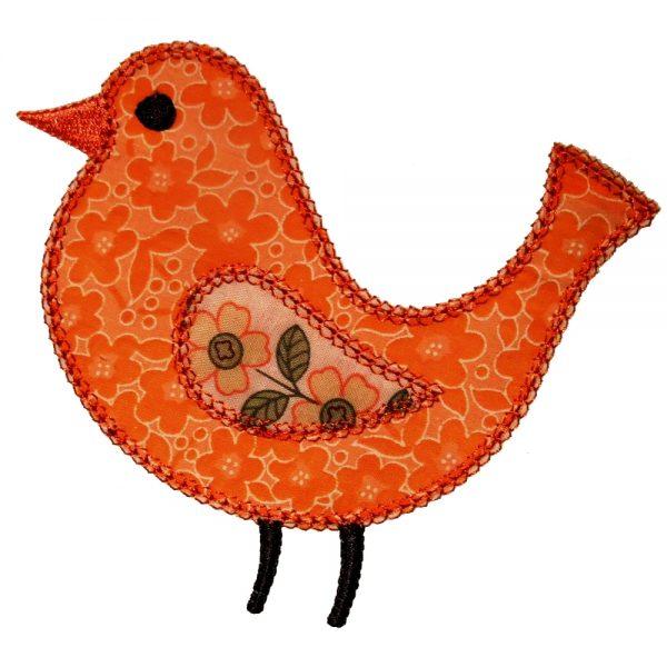 Bird With Starry Circlet-483
