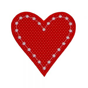 Candlewick Heart by Big Dreams Embroidery