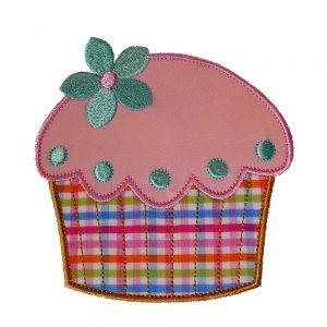 Cupcake Fun applique design by Big Dreams Embroidery