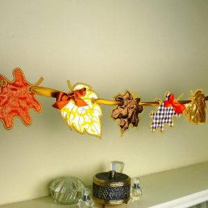 Fall Leaves Banner ITH Project