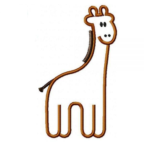Gilbert The Giraffe