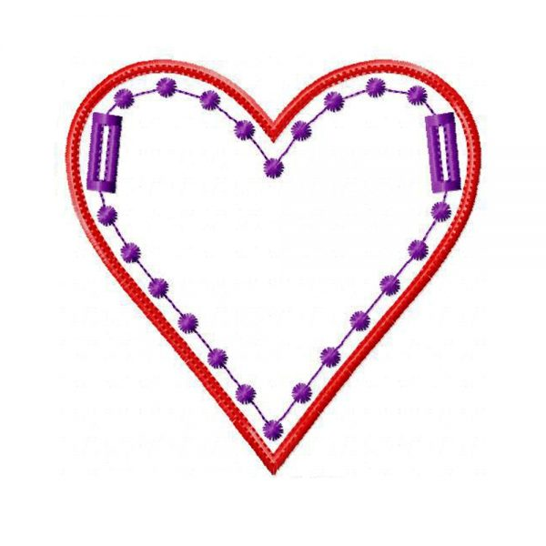 Love Heart Banner ITH Project-1261