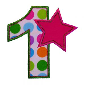 Number One Birthday Set-0
