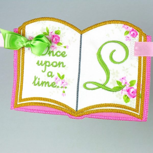 Once Upon A Time Book Banner ITH Project
