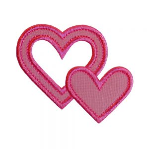 Piece Of My Heart applique design machine embroidery pattern