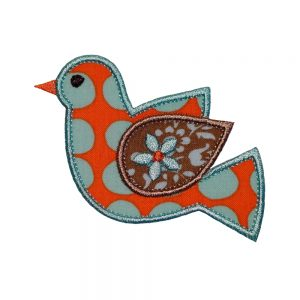 Sweet Retro Bird-0