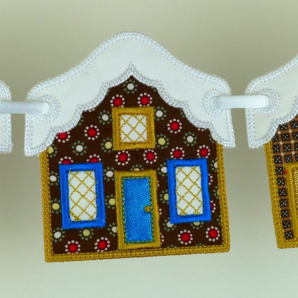 Snowcapped House Banner ITH Project