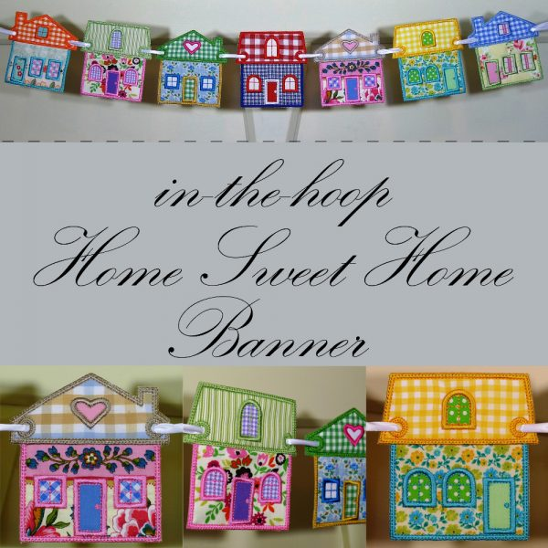Home Sweet Home Banner ITH Project