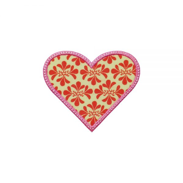 Bean Topstitch Hearts by Big Dreams Embroidery