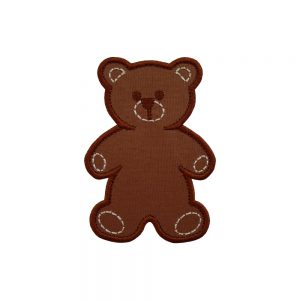 Teddy Bear applique design by Big Dreams Embroidery